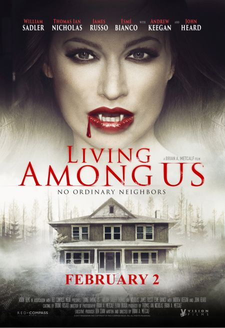 Interview: Thomas Ian Nicholas Discusses New Film, 'Living Among Us' and Upcoming Tour
