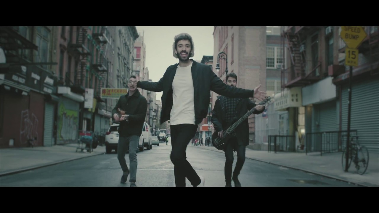 Watch AJR roam their hometown in 'Sober Up' - AXS