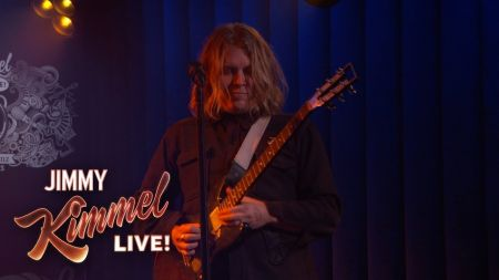 Watch: Ty Segall covers Hot Chocolate with dual performance on 'Jimmy Kimmel Live'