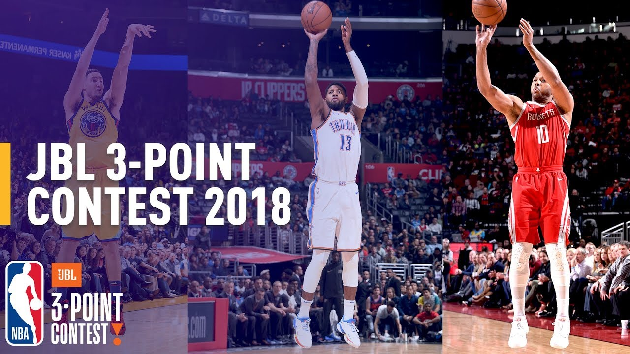 NBA unveils 3-point participants for All-Star weekend