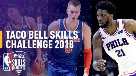 NBA names players for 2018 Skills Challenge