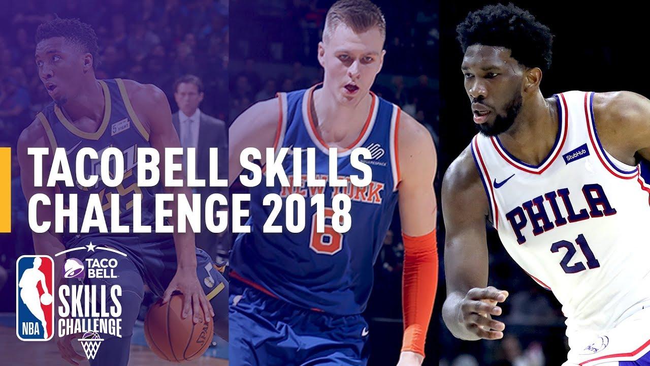 94f60e61c42 NBA names players for 2018 Skills Challenge