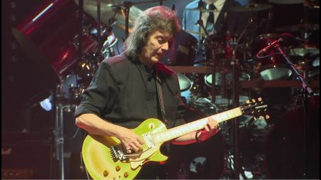 Guitar Legend Steve Hackett talks about his 2018 tour, new releases