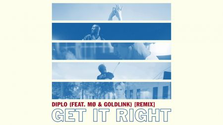 Diplo shares 'Get It Right' remix featuring MØ and Goldlink ahead of 'Tonight Show' performance