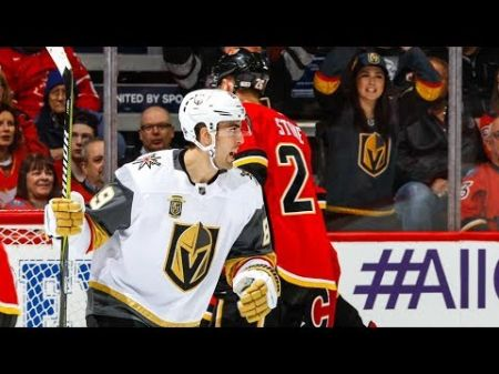 Halfway through road trip, Vegas continues to play good hockey