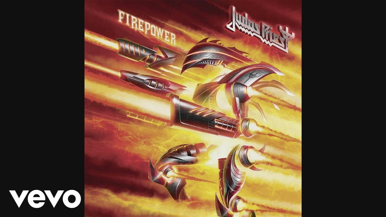 Judas Priest unleash the title track from 'Firepower'