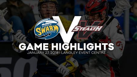 "Georgia Swarm promote ""Love is in the Hive"" night Feb. 11"