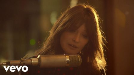 Interview: Carla Bruni returns after stint as France's First Lady with cover album 'French Touch'