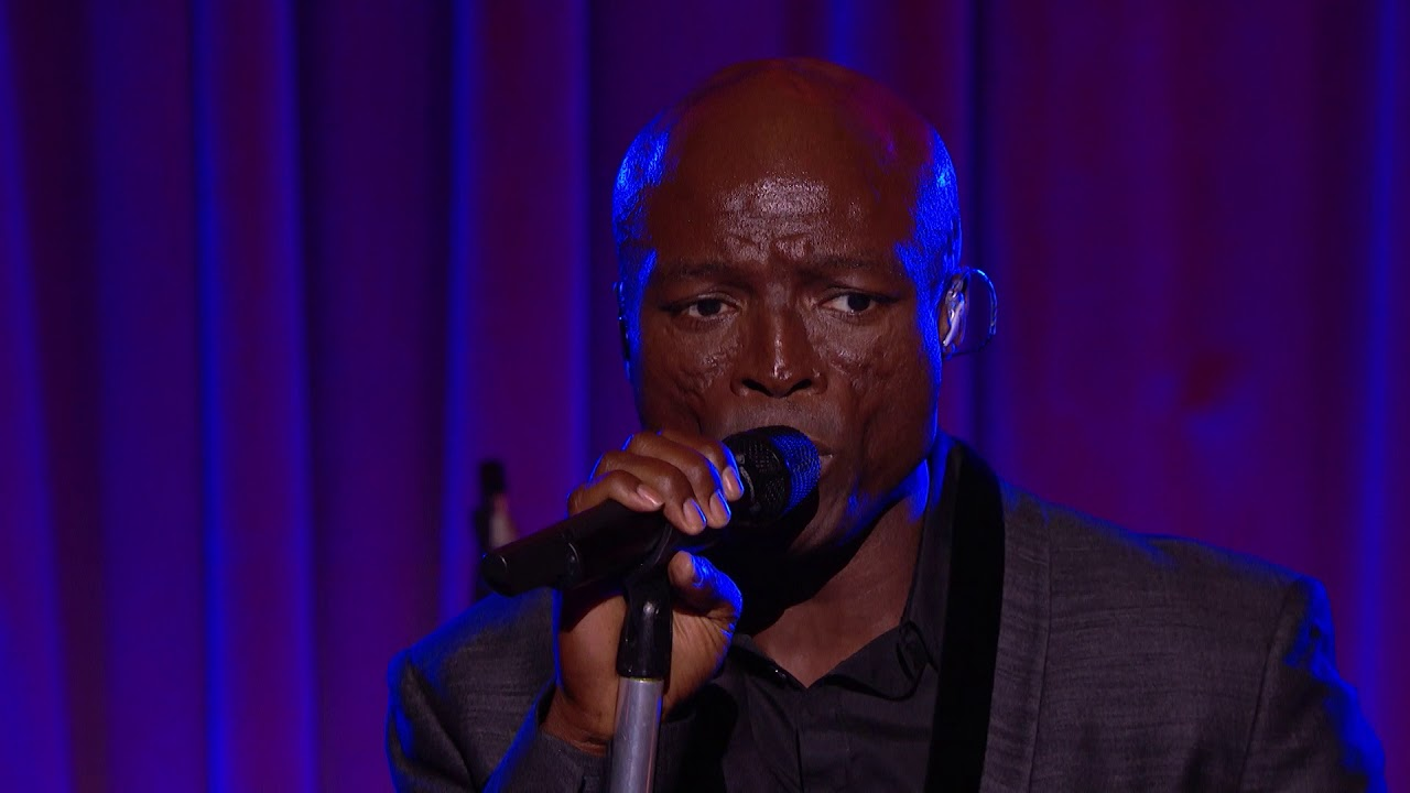 'Front and Center' announces eighth season with Seal in exclusive trailer