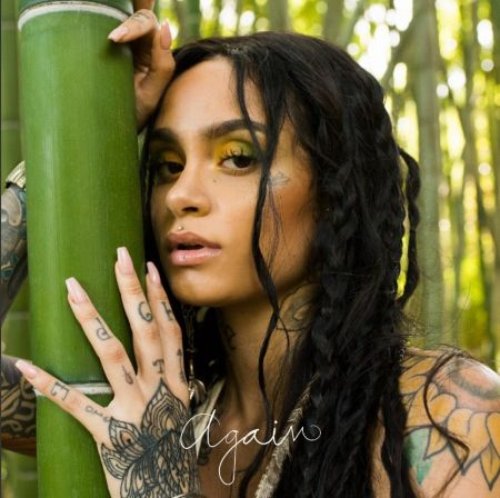 """Kehlani has shared a new """"unmixed"""" acoustic track titled, """"Again."""""""
