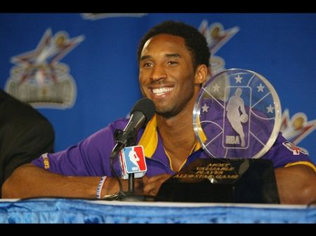 Top 5 best Lakers All-Star Game performances