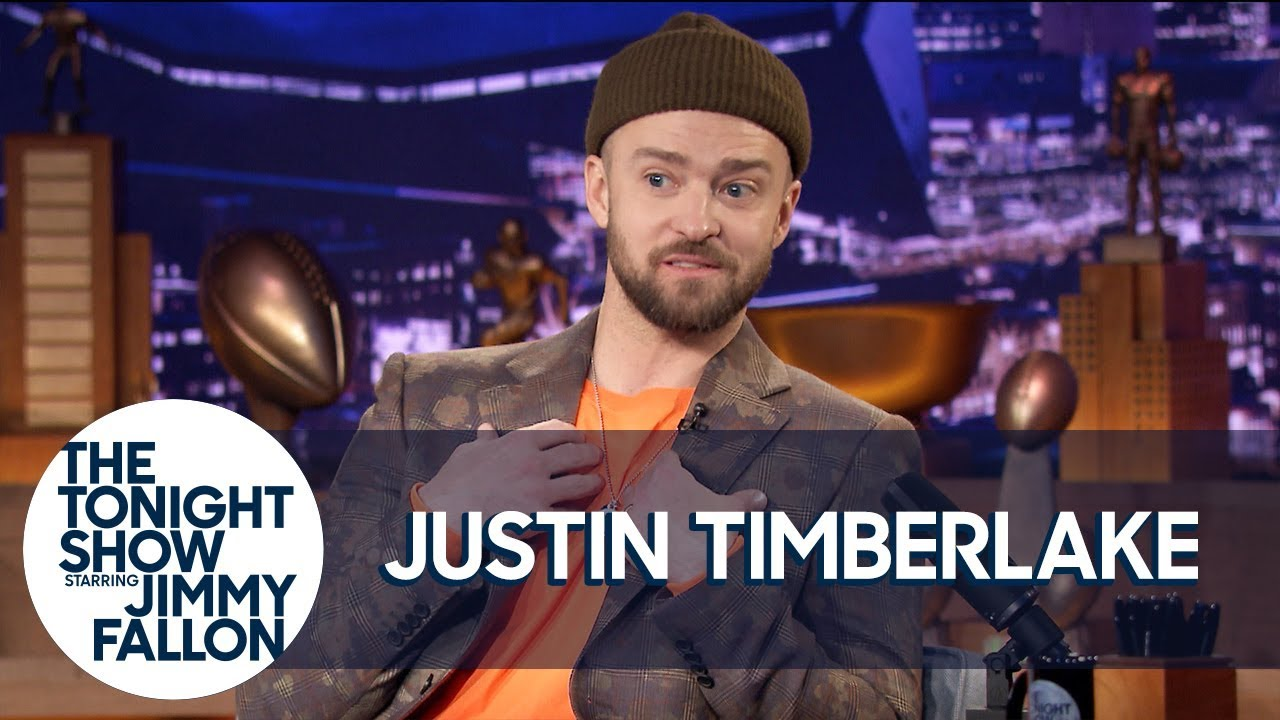 Watch Justin Timberlake talk Super Bowl Halftime Show, Prince tribute on 'Fallon'
