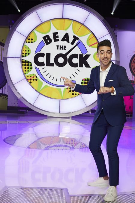 'Beat the Clock' premieres on Tuesday, Feb. 6 at 7:30/6:30 p.m. central on Universal Kids.