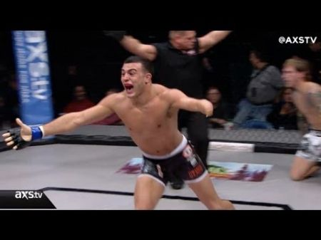 MMA legend 'Notorious' Nick Newell to make Legacy Fighting Alliance debut in March
