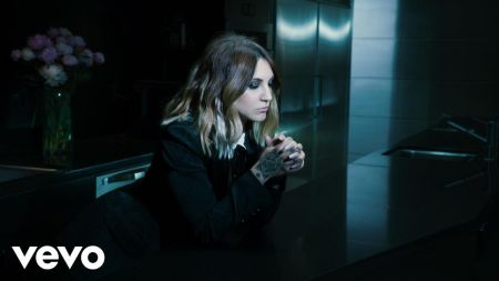 Julia Michaels looks for 'Heaven' in new 'Fifty Shades Freed' music video