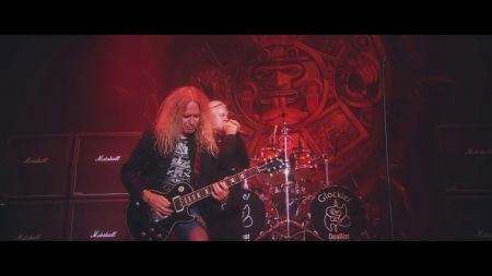 Interview: Never surrender with Saxon's Biff Byford