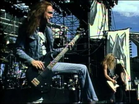 Metallica confirms upcoming 'Cliff Burton Day' in the late bassist's hometown