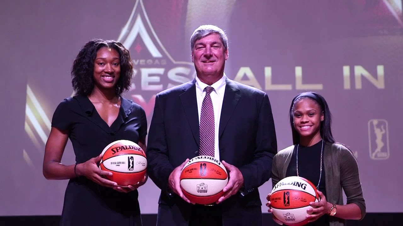 Season tickets for Las Vegas Aces now on sale