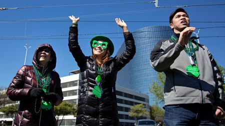 Free family-friendly events in Dallas and Ft. Worth for St. Patrick's Day 2018