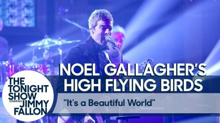Watch: Noel Gallagher's High Flying Birds perform on 'Fallon' ahead of North American tour