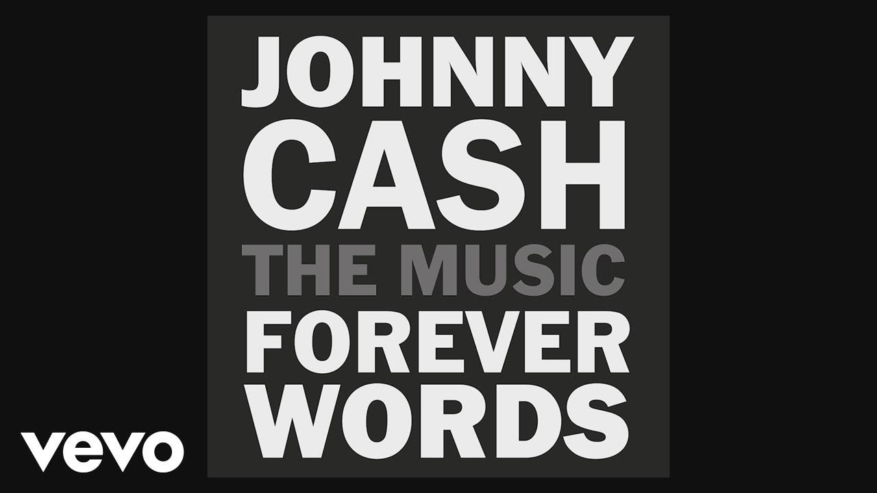 All star line-up on new Johnny Cash album 'Forever Words' will include Willie Nelson and Chris Cornell