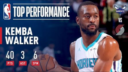 Kemba Walker to replace Kristaps Porzingis in NBA All-Star Game