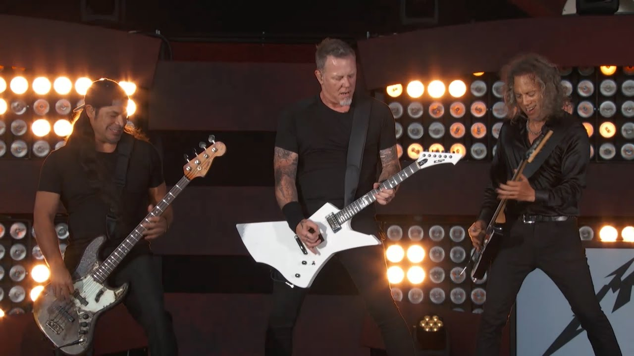 7 best metallica cover songs - Metallica Christmas Songs