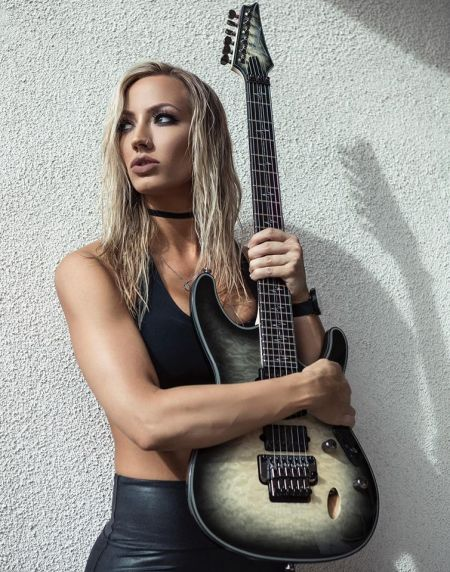 Interview: Guitarist Nita Strauss Discusses her new Signature Model, The Ibanez Jiva