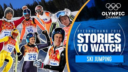 Winter Olympics 2018 winners: Ski Jumping