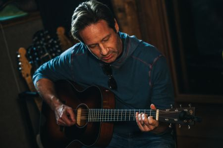 Interview: David Duchovny discusses his new album, 'Every Third Thought,' songwriting