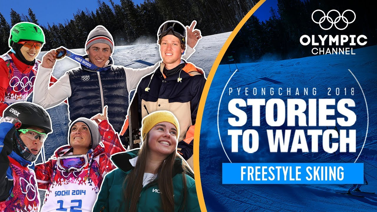Winter Olympics 2018 winners: Freestyle Skiing