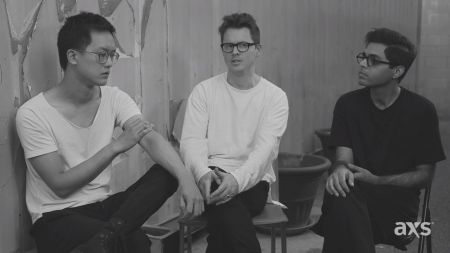Watch: Son Lux discuss the evolution of their sound, structure and show