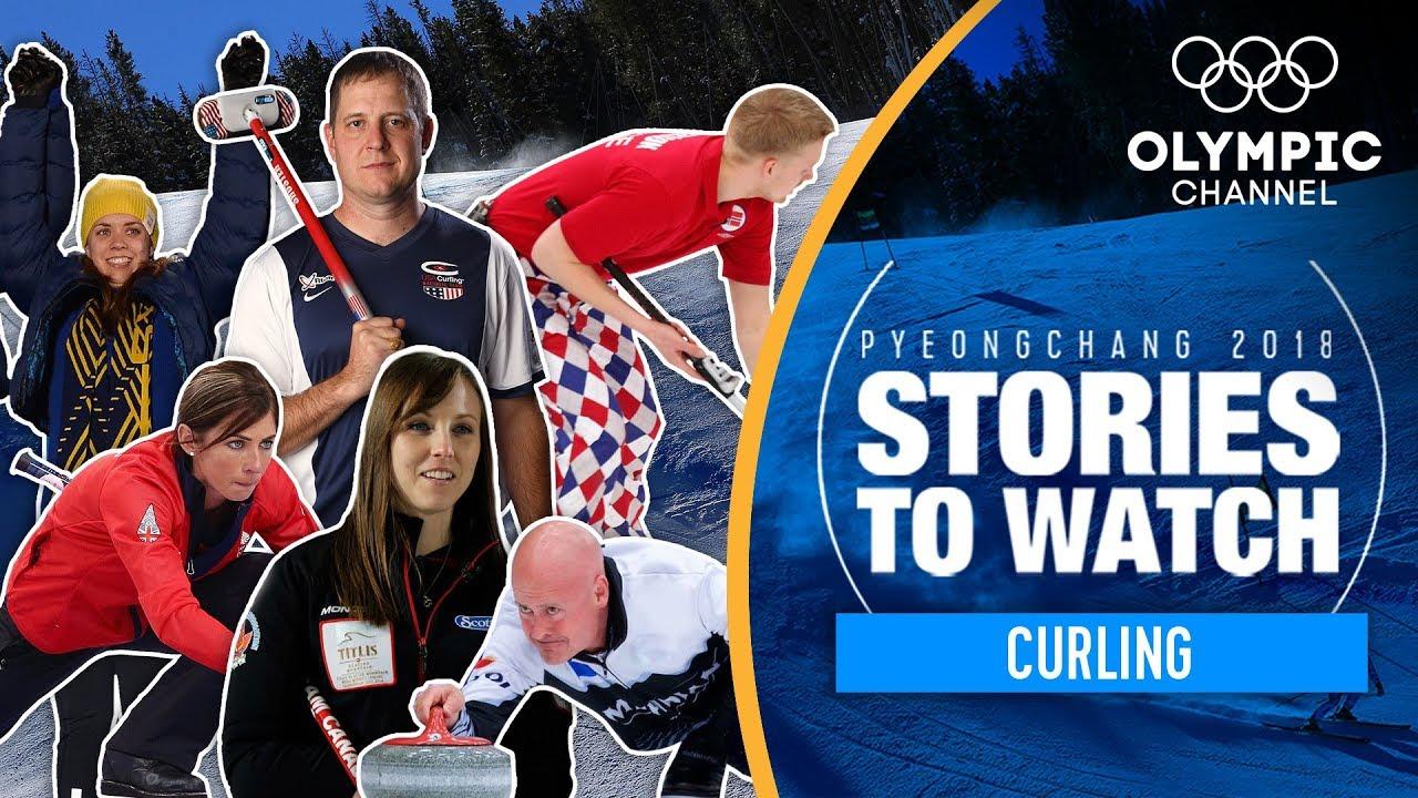 Winter Olympics 2018 winners: Curling