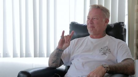 Metallica's James Hetfield to appear in upcoming Ted Bundy biopic film