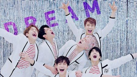 K-pop group ASTRO finish up their US tour in New York