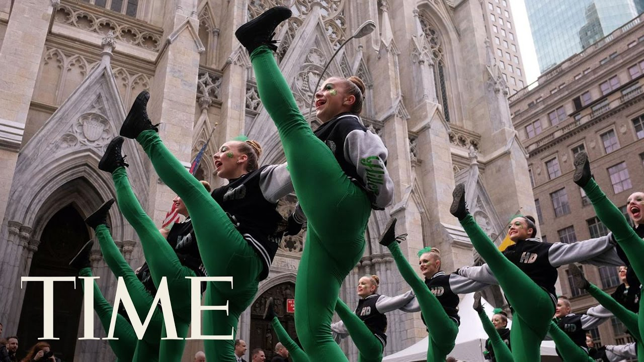 Free family-friendly events in New York for St. Patrick's Day 2018