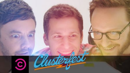 The Lonely Island will perform their first ever concert at Comedy Central's Clusterfest 2018