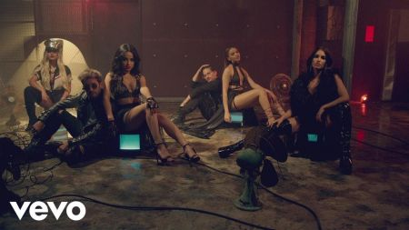 Mau & Ricky get Karol G, Becky G, Lali & Leslie Grace together for 'Mi Mala' music video