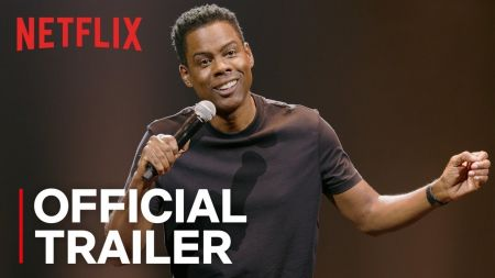 Chris Rock's first stand-up special in a decade arrives to Netflix for Valentine's Day