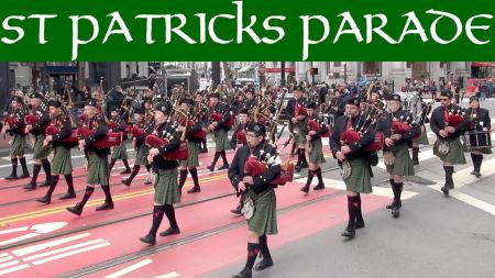Free family-friendly events in San Francisco and The Bay Area for St. Patrick's Day 2018