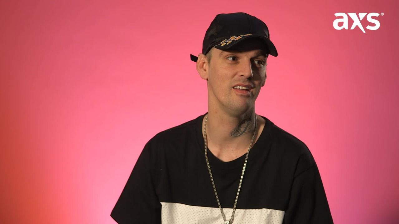 Watch Aaron Carter give LØVË lessons before album release