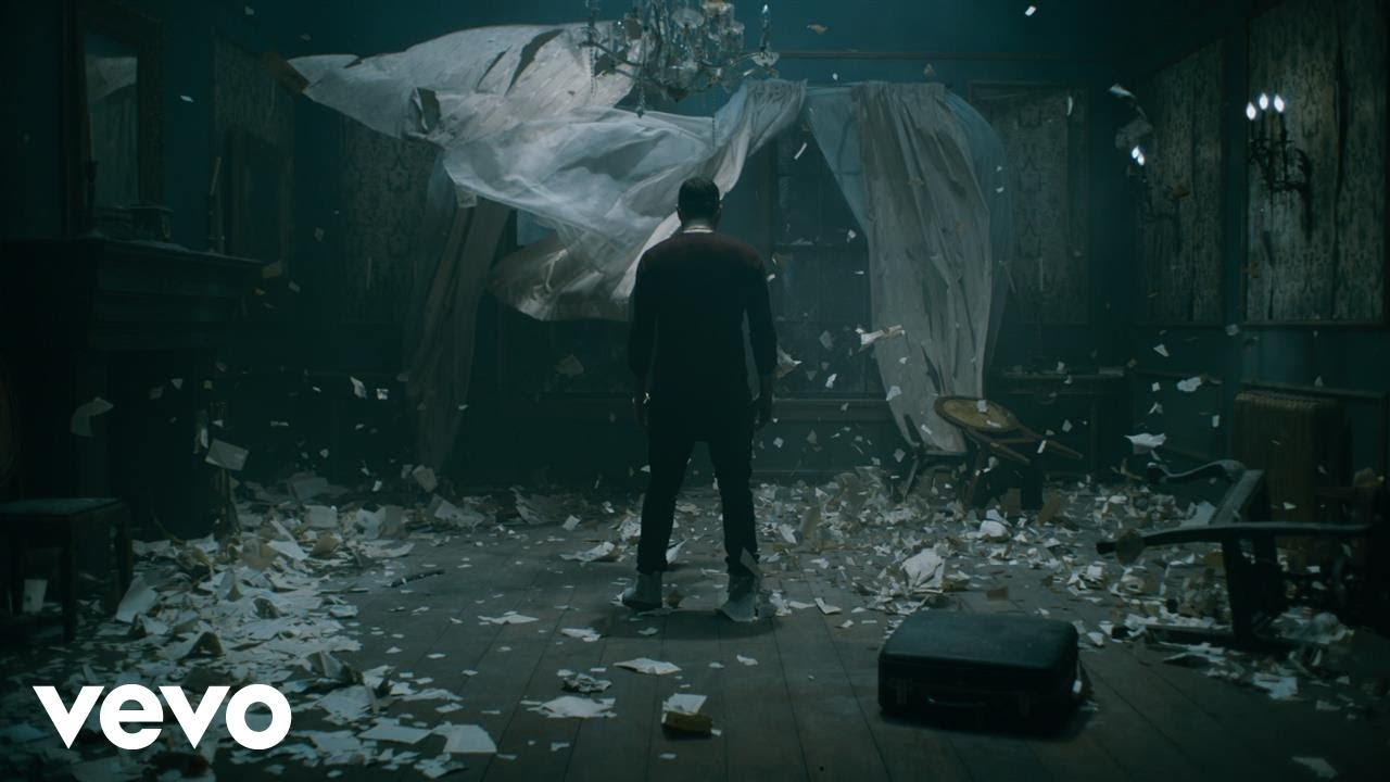 Watch: Eminem and Ed Sheeran release raw video for 'River'