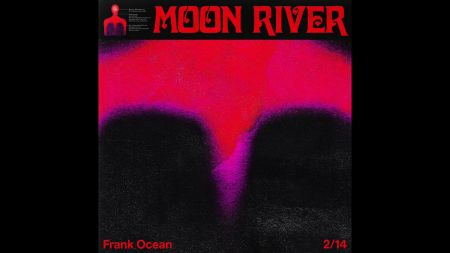 Frank Ocean releases new cover of 'Moon River'