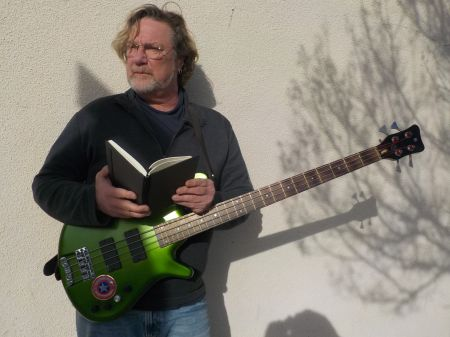 """Bookworm bassist Stu Hamm has booked a solo tour behind his new album, """"The Diary of Patrick Xavier."""""""