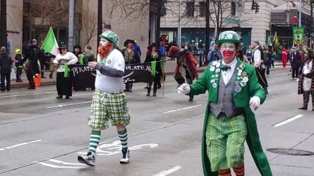 Free family-friendly events in Seattle for St. Patrick's Day 2018