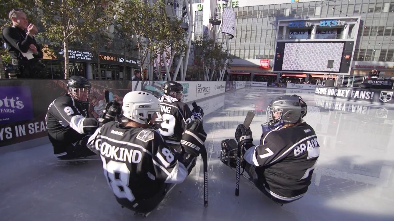 LA Kings to host Hockey is for Everyone night Feb. 22