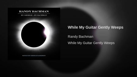 New tribute album to Beatles George Harrison by Canadian rocker Randy Bachman announced