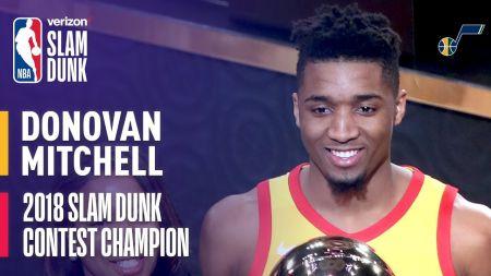 NBA Dunk Contest goes retro in 2018