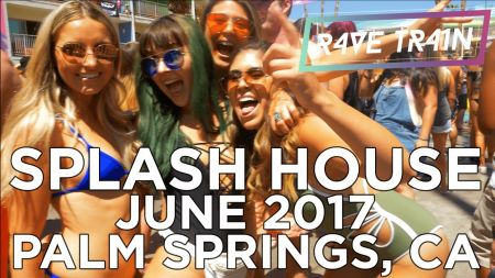 Splash House will once again take over Palm Springs this summer