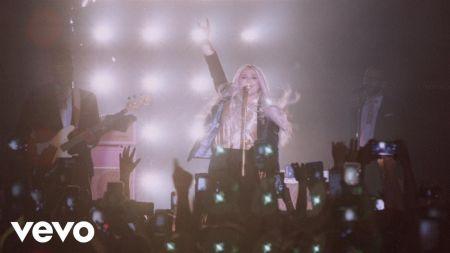Kesha postpones international tour dates after ACL tear